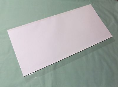 """1-14""""x36"""" Brodart Just-a-Fold III Archival Book Jacket Covers, Super Clear Mylar"""