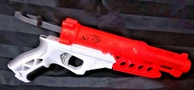 Nerf Double Down Pistol Blaster, Gun, Perfect Working Order, Great Condition