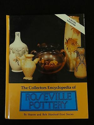 The Collectors Encyclopedia of Roseville Pottery Sharon & Bob Huxford 1997