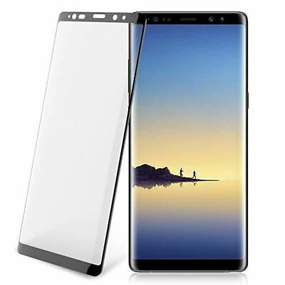 3D Tempered Glass Cover Screen Protector For Samsung Galaxy S9 S8 Plus Note 9 8