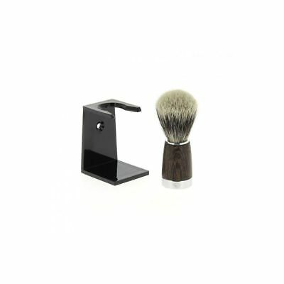 Blaireau de rasage marron avec socle Pure Men Tolerance OCR3501