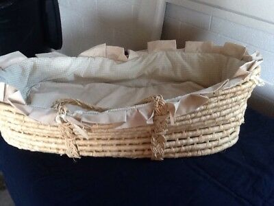 moses basket baby