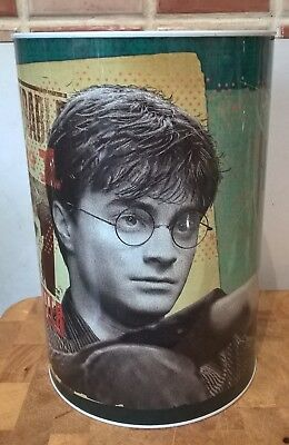 Harry Potter And The Deathly Hallows Tin Money Box / Piggy Bank / Moneybox ~ NEW