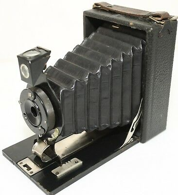 Rare Vintage Butcher and Sons Cameo plate camera c1914 GWO FREE UK POST