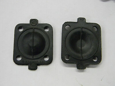 "New ITT Grinnell DP BUNA N Diaphram for 3/4"" Weir Style Valves   G4"