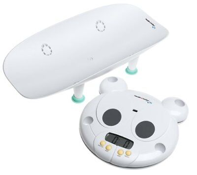 Health O Meter Grow With Me Baby Toddler 2-in-1 Scale HDC100-01