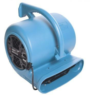 Dri-Eaz F351 Sahara Pro X3 TurboDryer 3-Speed Floor Dryer