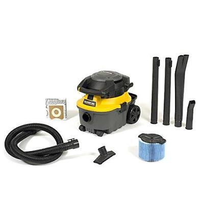WORKSHOP Wet Dry Blower Vac WS0400DE Portable Vacuum Cleaner And Blower,...