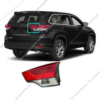 Rear Tail Light Brake Lamp Assy o For Toyota Highlander 2017-19 RH O Inner Side