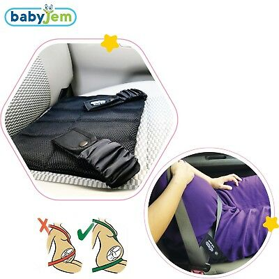 BabyJem Baby Bump Seat Belt Pregnancy Car Maternity Miscarriage Safety (ART-457)