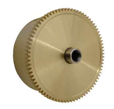 New Hermle Clock Barrel with Mainspring - Choose from 14 Sizes!
