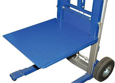 "Vestil A-LIFT-DK Deck Platform for Hand Winch Lift Truck, 24-1/4"" Length x..."