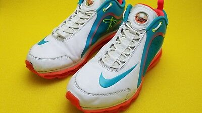 8c3a1c5c40 Nike Air Griffey Max 360 Miami Sneakers Shoes 530408 103 Ken Griffey Jr Sz  13