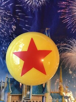 "Disney Parks Pixar Fest Pixar Luxo Ball 4"" NEW"