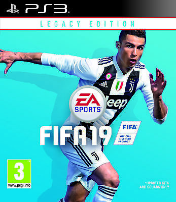 FIFA 19 legacy Edition PS3 Game