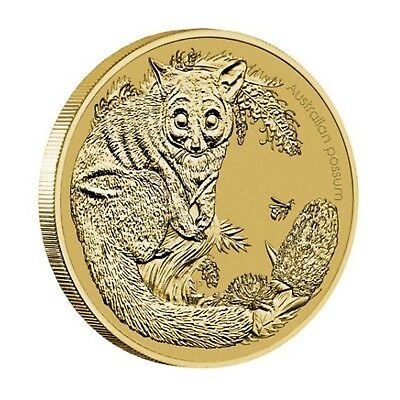 2013 Bush Babies Possum Australia $1 One Dollar UNC Coin Perth Mint