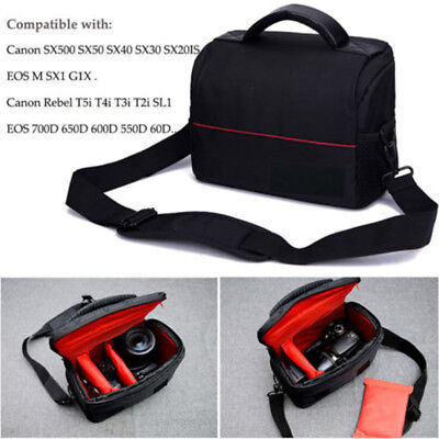 Waterproof Camera Case Bag For Canon Rebel T5i T4i EOS 700D 650D 600D Anti-shock
