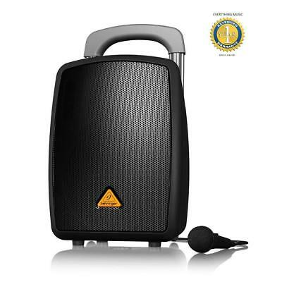 Behringer EUROPORT MPA40BT-PRO All-in-One Portable Bluetooth Enabled 40-Watt...