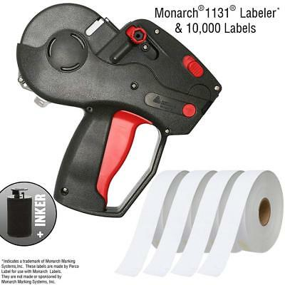 Monarch 1131 Pricing Gun with Labels Starter Kit: Includes Price Gun, 10,000...