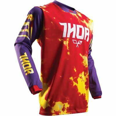 Thor Pulse Ty S17 MX Jersey Kids Youth