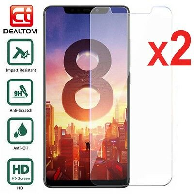 9H Tempered Glass Screen Protector -Xiaomi 8 5X 6X Redmi 5 6 6A S2 Note 5A 4X LC