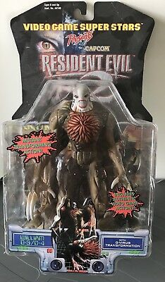 Resident Evil 2 | William Birkin | Capcom | ToyBiz | Rarität