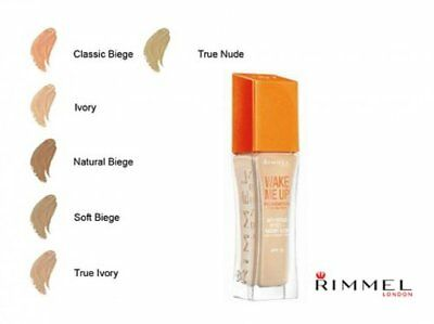 Rimmel Wake Me Up Anti-Fatigue Foundation 30 mls