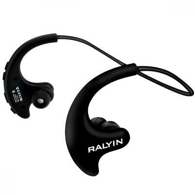 Ralyin Bluetooth Waterproof Sports Headset 8GB MP3 Music Player for Running...