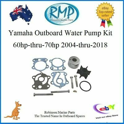 A Brand New Water Pump Kit Suits Yamaha 60hp-thru-70hp 2004-2018  R 688-W0078-00