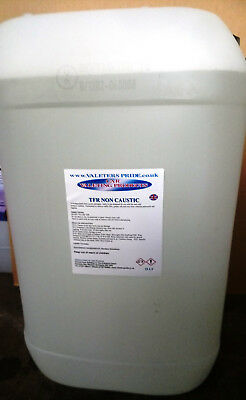 25 Ltr Non Caustic Tfr Is A Ready To Use Pre Wash Product Removing Traffic Film