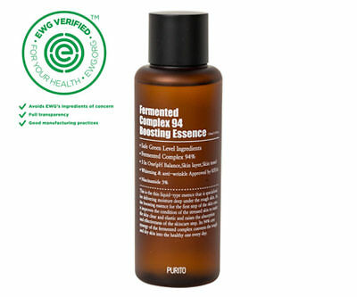Purito Fermented Complex 94 Boosting Essence 150ml / Free Gift / Korean Cosmeti