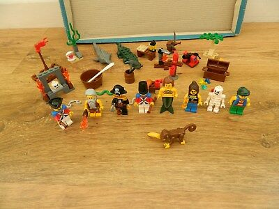 Lego Pirates 6299 Advent Calendar Complete Retired Set 2009