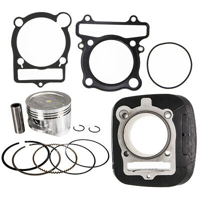 83mm Bore Cylinder Piston Gasket Kit 1993-2012 Yamaha Big Bear Kodiak 400