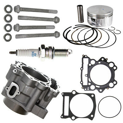 102mm 686cc Big Bore Piston Cylinder Kit 2001-08 Yamaha Grizzly Raptor Rhino 660