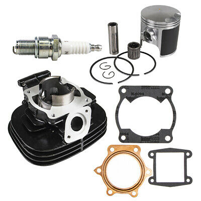 195cc Cylinder Piston Gasket Top End Kit 1988-2006 Yamaha Blaster 200 YFS200
