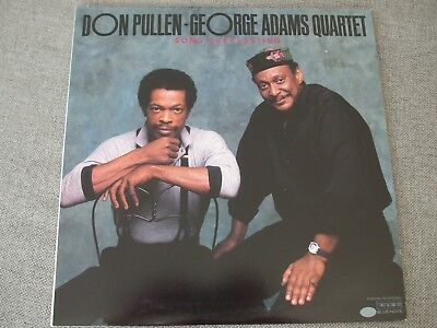 Don Pullen-George Adams Quartet: LP Song Everlasting