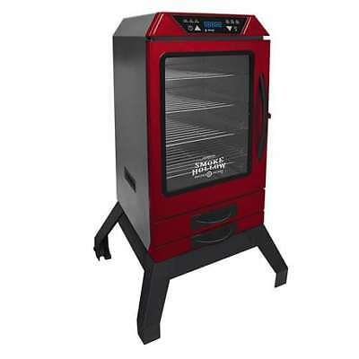 Superieur Smoke Hollow 40 Inch Bluetooth Digital Electric Smoker U0026 Stand, Red  (Damaged)