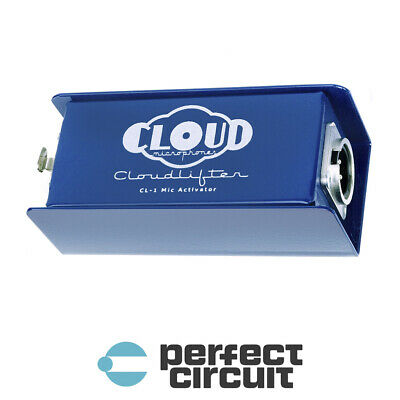 Cloud Microphones CL-1 CL 1 Cloudlifter MIC ACTIVATOR - NEW - PERFECT CIRCUIT