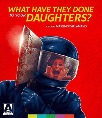 WHAT HAVE THEY DONE TO YOUR...-WHAT HAVE THEY DONE TO YOUR DAUGHTERS Blu-Ray NEW