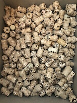 500 High Quality Champagne Corks, Great for Crafting! Wedding Corks! Free Ship