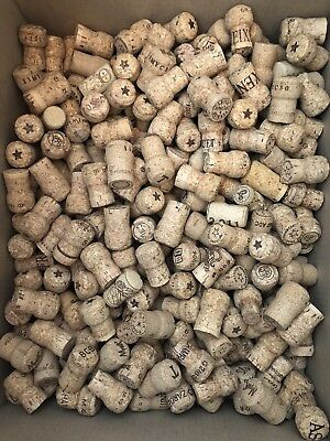 250 High Quality Champagne Corks, Great for Crafting! Wedding Corks! Free Ship