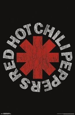POSTER red hot chili peppers 11x16