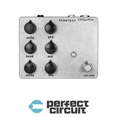 Fairfield Circuitry Shallow Water Random Delay EFFECTS - NEW - PERFECT CIRCUIT