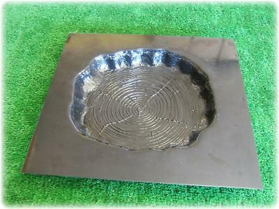 Log Stepping Stone Mould Mold Garden Paver Concrete Moulds Landscape  Patio NEW