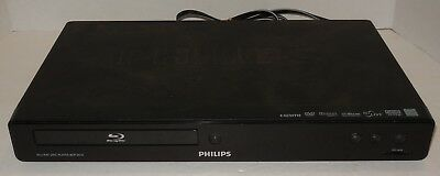 Philips blu ray DVD disc full HD player BDP3010 HDMI SD Card