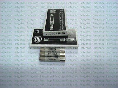 10PCS For SIBA 7012540 FF16A Fast Quick Blow Fuse Ceramic 16A 500V #V2887 CH