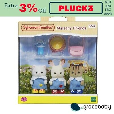 Sylvanian Families - Nursery Friends 5262