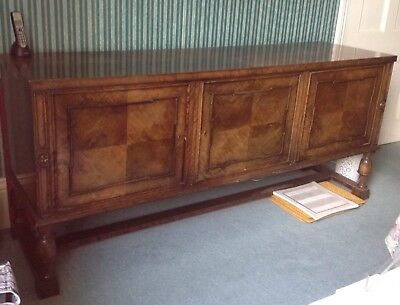 Edwardian Large Dresser/sideboard/server