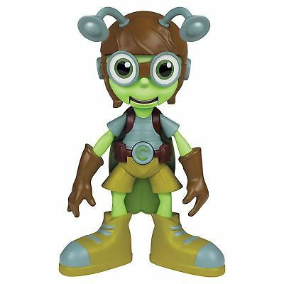 "Beat Bugs Hijinx Alive Technology 6"" Singing Crick Toy Figure For Ages 3+"