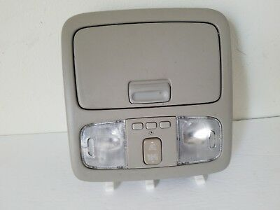2002 2006 Toyota Camry Overhead Console Light Moon Roof Switch Genuine